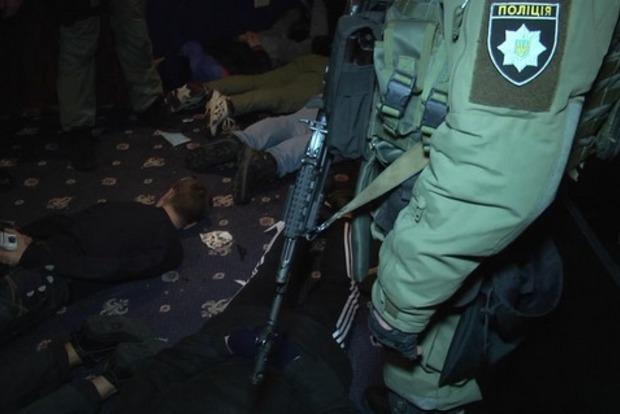 В Киеве задержали банду, грабившую интерактивные клубы