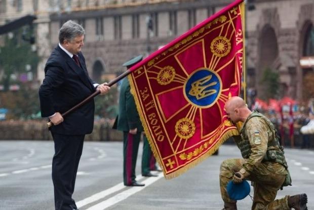Порошенко: «Новороссию» и«Малороссию» выдумали вкремлевских лабораториях