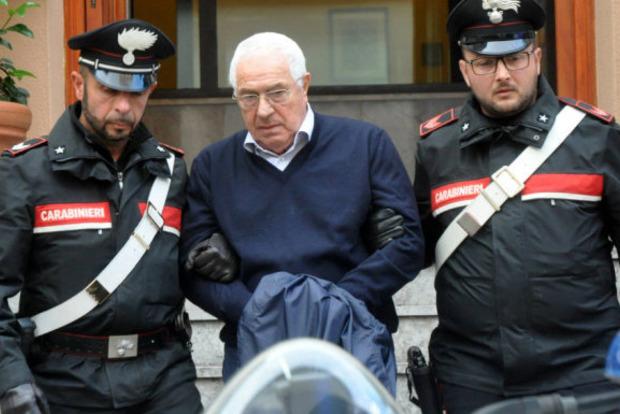 В Италии арестован предполагаемый главарь мафии Коза ностра