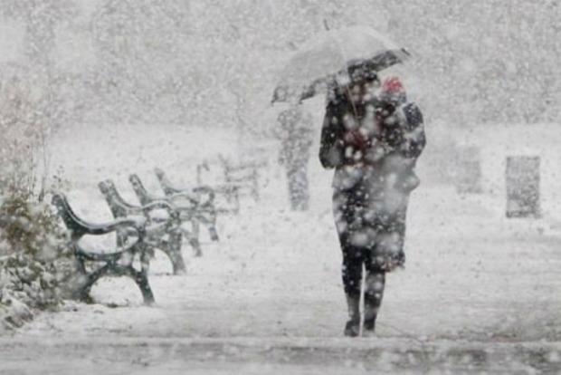 В Украину идет мощный снежный циклон из Скандинавии