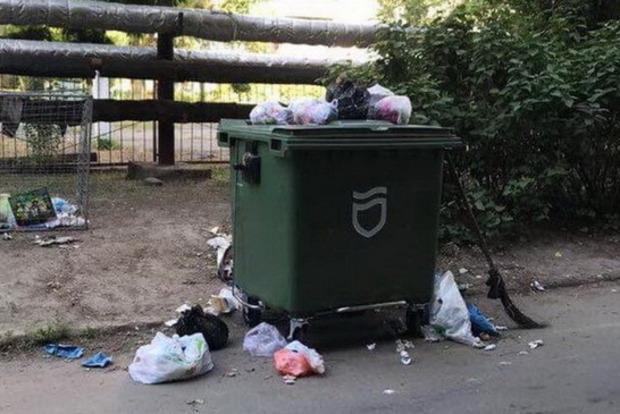 В Днепре будут штрафовать за неправильно выброшенный мусор