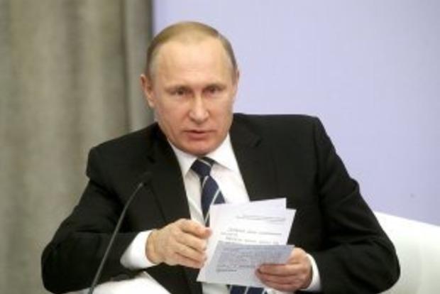 Путін розповів про розмову з Порошенком