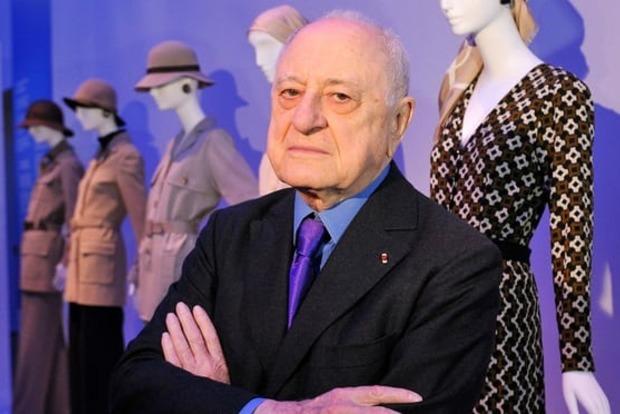 Умер основатель модного дома «Ив Сен-Лоран» Пьер Берже