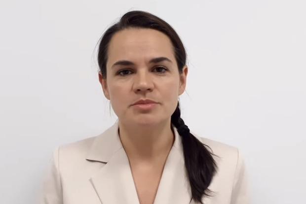 Тихановская выпустила видеообращение к жителям Беларуси