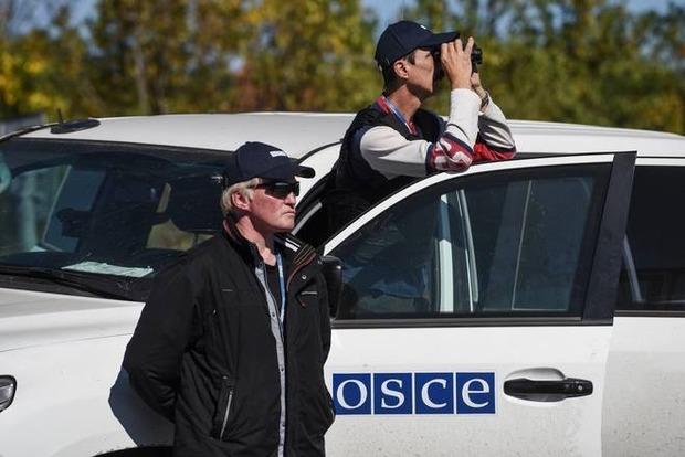 В ОБСЄ заявили, що бойовики відвели 30 танків