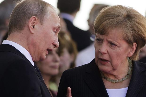 Меркель назвала РФ «важным партнером»