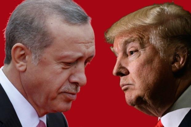 Трамп поддержал Эрдогана в борьбе с курдами и ИГИЛ
