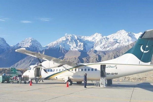 В Пакистане пассажирский самолет пропал с радаров