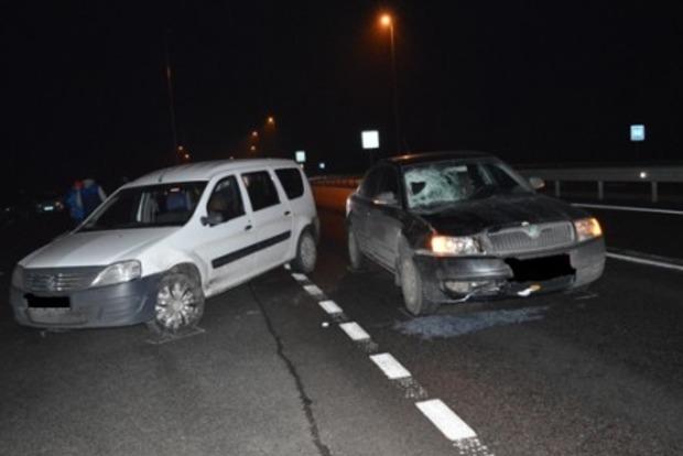 На Ровенщине женщину сбили два авто