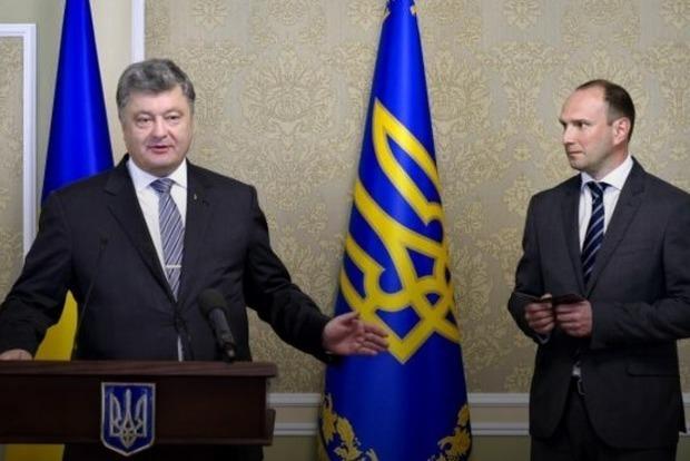 Порошенко сократил заместителя руководителя Службы внешней разведки Украины