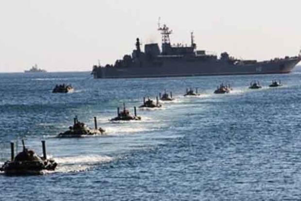 Ситуация угрожающая: в Азовском море более 120 судов России