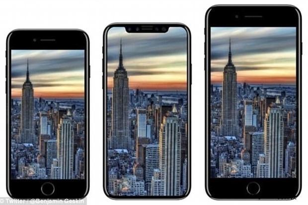Рассерженный сотрудник Apple опубликовал детали нового iPhone8