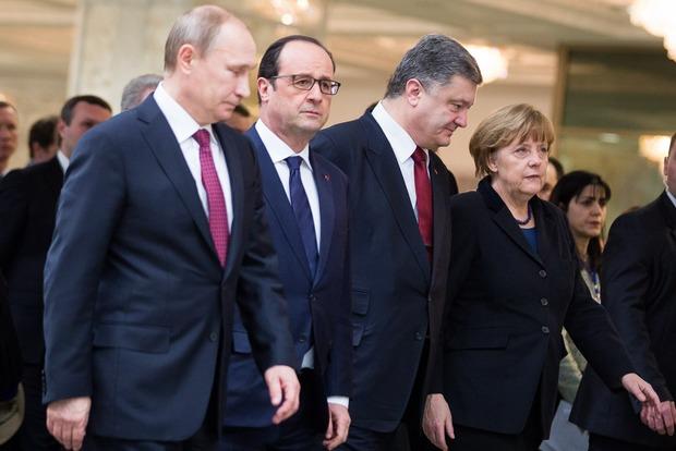 В МИД РФ рассказали, о чем пойдет речь на встрече лидеров «Нормандской четверки» 2 октября