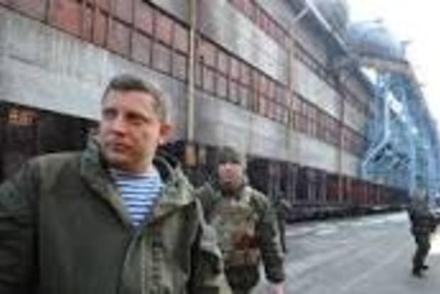 Перед кортежем ватажка ДНР Захарченка вибухнули дві бомби
