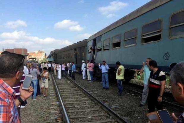 Названа причина столкновения поездов в Египте