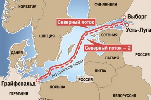 В ЕС поставили крест на «Северном потоке-2»