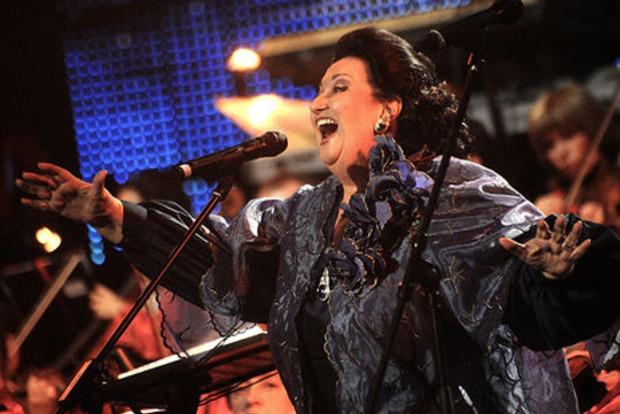 Умерла знаменитая оперная певица Монсеррат Кабалье