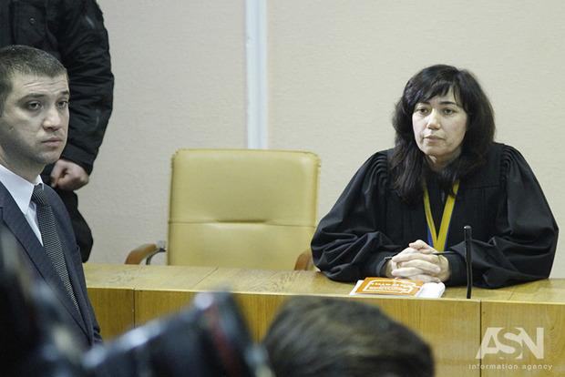 Суддя вдруге не підтримала відвід прокурорів усправі Саакашвілі