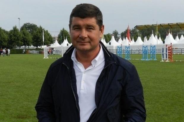 В Раде зарегистрировали представление на арест Онищенко