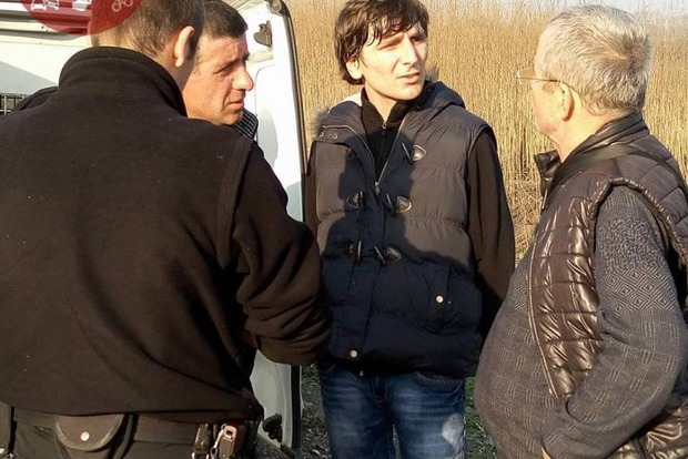 Бдительные жители выследили и поймали воров под Киевом