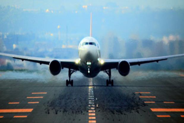 Полиция обыскала российский самолет, экстренно севший в Одессе