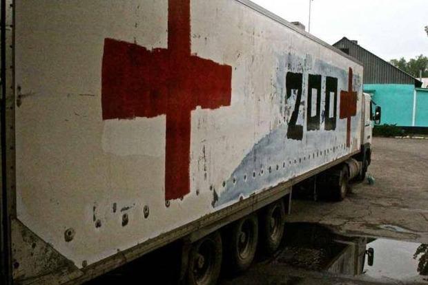 Боевики отправили в Россию «груз 200»