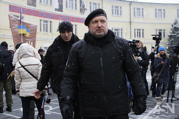 Лист Януковича - фіговий листок, яким РФ прикрила агресію проти України - Турчинов