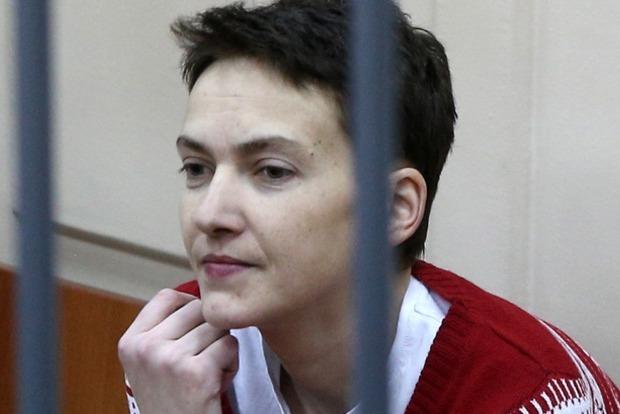 В России ожидают суровый приговор Савченко до конца года