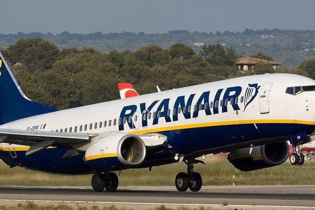 Аэропорт «Борисполь» продолжает переговоры с Ryanair