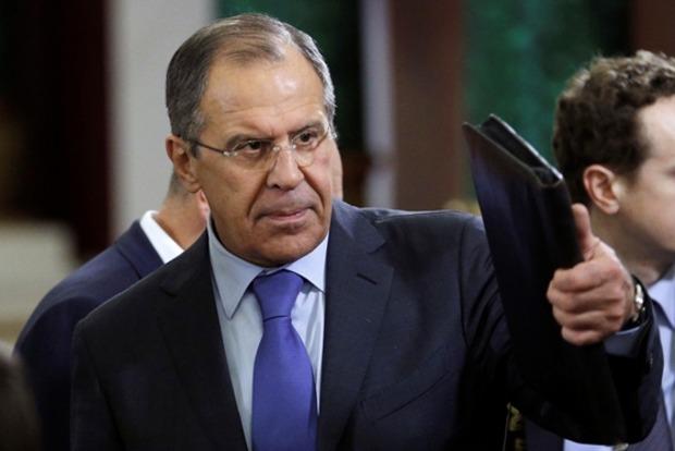 Лавров отрицает переговоры в ОБСЕ по вооруженной миссии на Донбассе