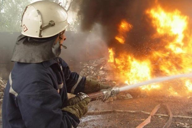 ВХарькове из-за пожара вжилом доме едва несгорели трое детей