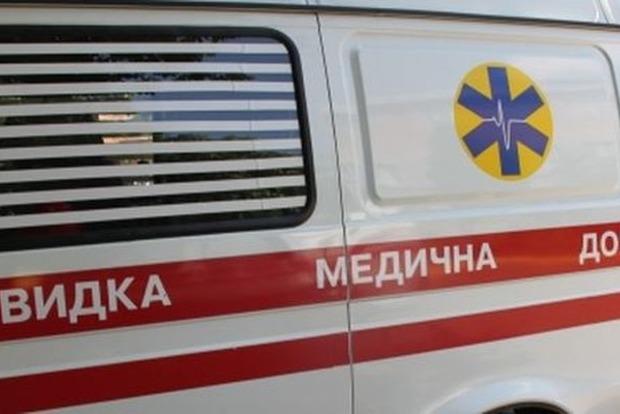 Возле райотдела в Киеве найден мертвый мужчина