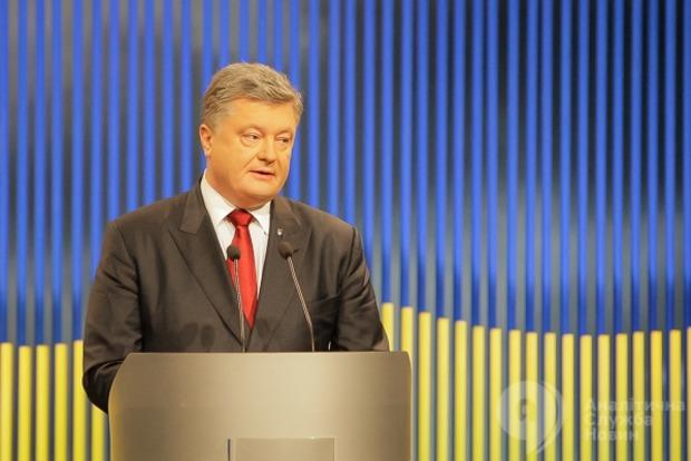 Порошенко заявил об отсутствии прогресса в обсуждении «дорожной карты» Донбасса