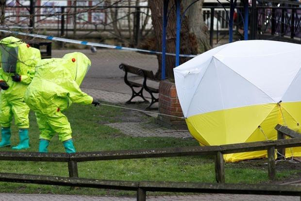 Минобороны России заявляет, что газ «Новичок» разработали США