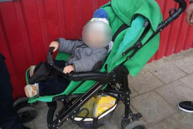 Горе-матір залишила малюка в одному з кафе Херсона