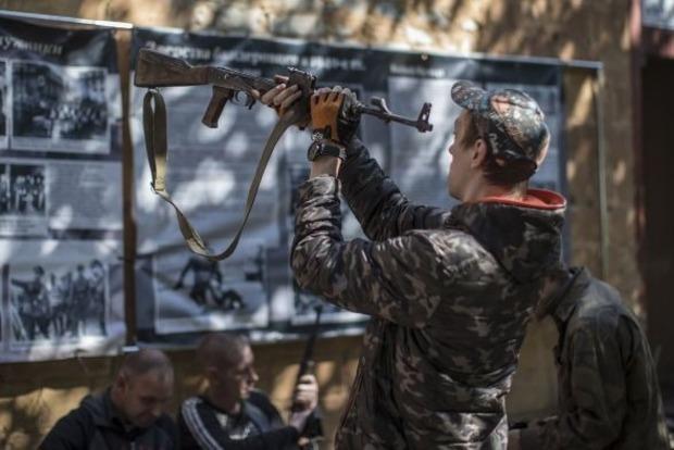 На Луганщине боевика «ЛНР» приговорили к 10 годам лишения свободы
