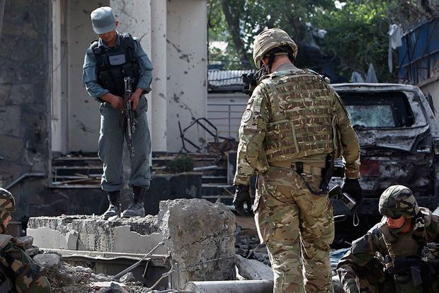 Кровавый теракт в Кабуле: ранен посол