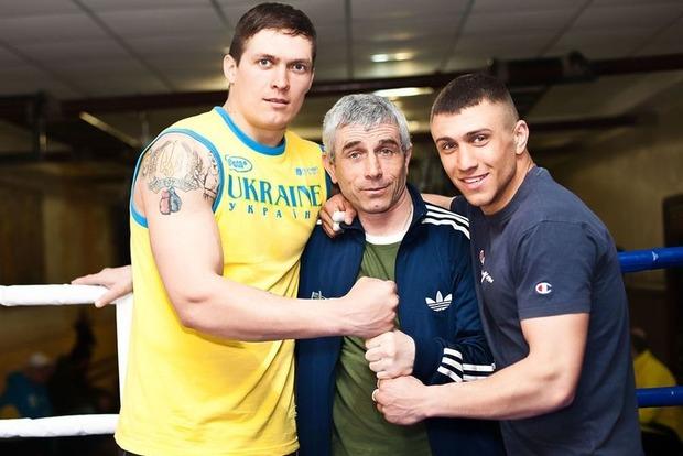 Ломаченко и Усик возглавили рейтинг лучших боксеров мира
