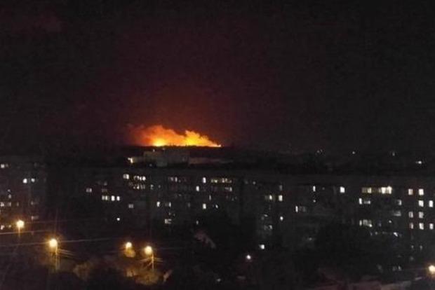 Из-за взрывов в Калиновке эвакуированы 28 тыс. человек