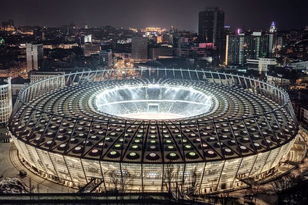На финал Лиги чемпионов в Киеве ожидают 100 тыс. фанатов