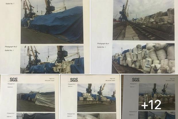 Взрыв сильнее чем в Бейруте может оказаться у нас под боком. В Николаевском порту хранится такая же селитра
