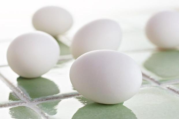 Як перевірити свіжість яєць