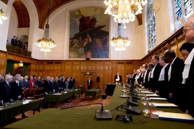 Суд ООН в Гааге отказал в мерах против России за финансирование терроризма