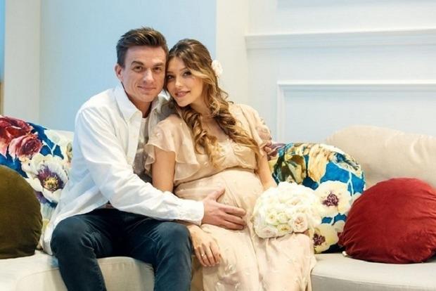 Регіна Тодоренко народила первістка-богатиря