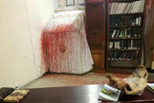 Нападение на синагогу в Умани: Луценко взял расследование под личный контроль