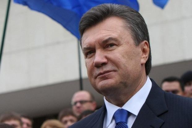 Янукович в российском суде дал показания о «госперевороте» в Украине
