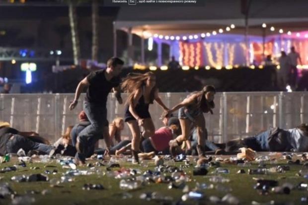 Стрельба в Лас-Вегасе: трое убитых, один из которых - стрелок