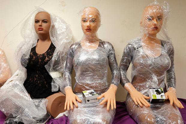 В Германии открылся бордель с механическими проститутками