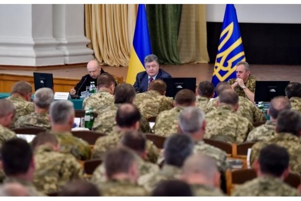 Порошенко требует научиться прогнозировать действия России в отношении Украины
