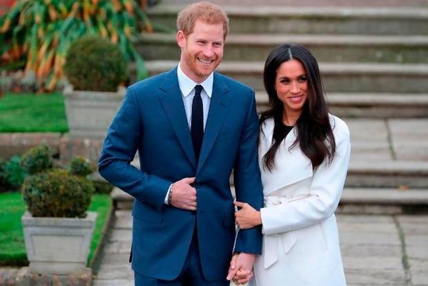 Публике показали огромное кольцо невесты принца Гарри и назвали дату свадьбы